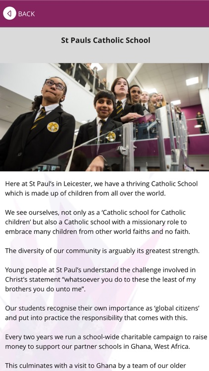 St Pauls Catholic School