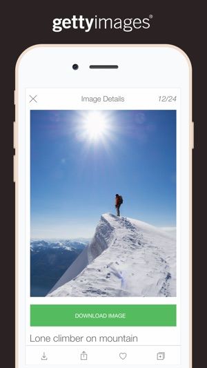 Getty Images on the App Store
