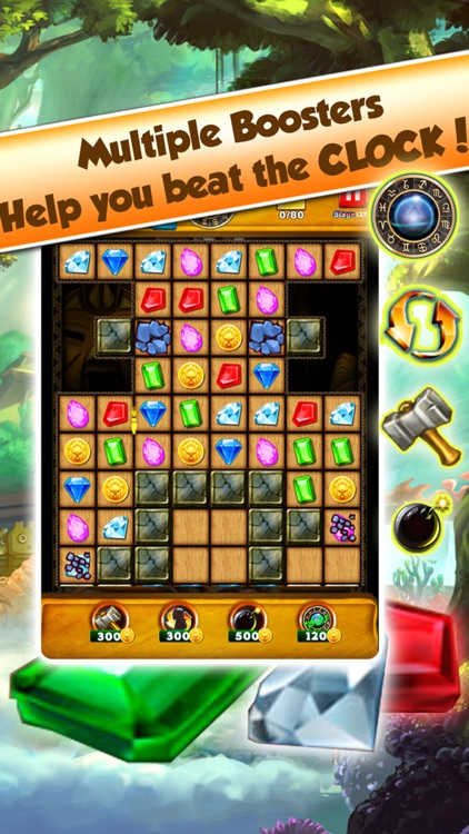 Gem Quest Hero - Jewel Legend screenshot-2