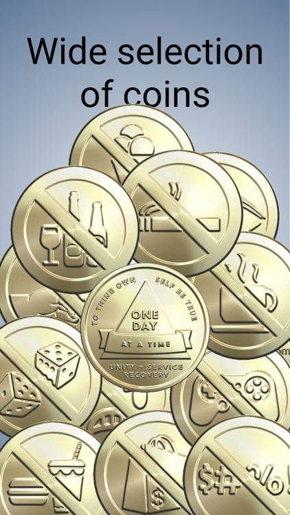 Sobriety Coin screenshot-4