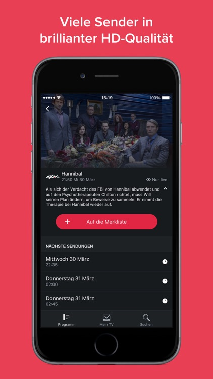 Magine TV – Live Online Fernsehen screenshot-3