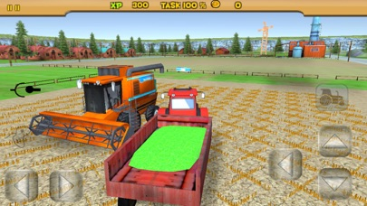 Forage Harvester Agriculture screenshot two