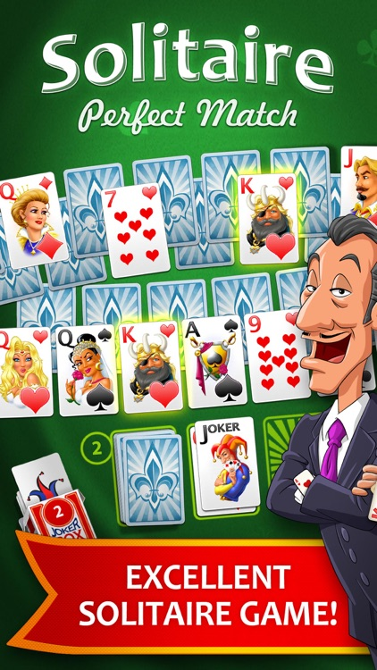 Solitaire Perfect Match screenshot-0