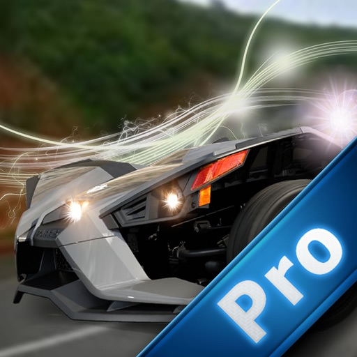 A Delivery Car Roads Pro - Racing Hovercar Game