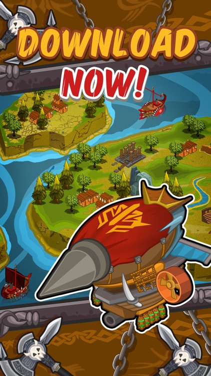 Tower Defence of the Orc Lord– TD Games for Free 2 screenshot-4