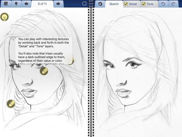 Interactive Sketchbook
