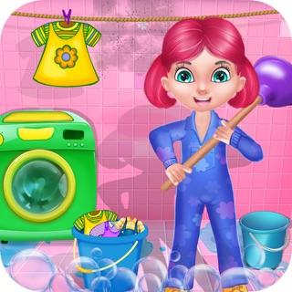 Giochi per ragazze da lavare i capelli