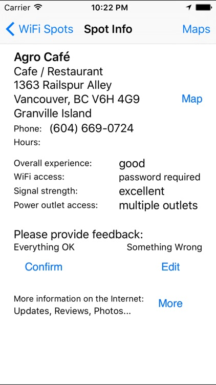 Vancouver Free WiFi