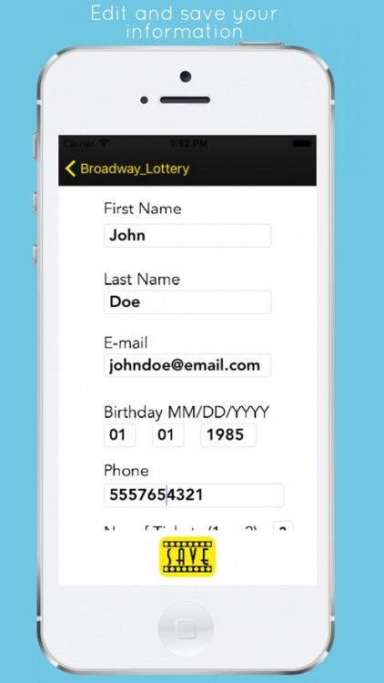 Broadway Lottery screenshot-4