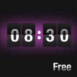 Flip Clock HD Free for iPhone