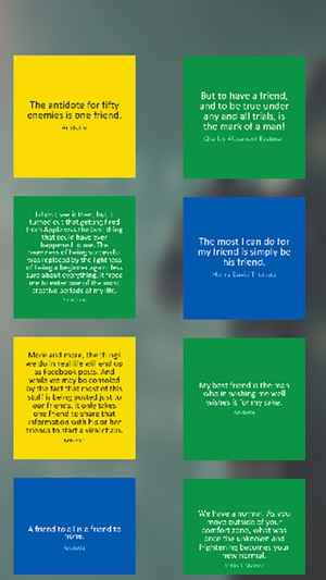 Love You Friend Quotes For Free On The App Store
