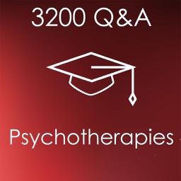 Psychotherapies: 3200 Flashcards Study Notes & Quiz