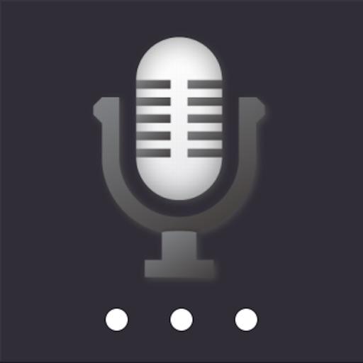 录音专家-专业录音工具,移动录音笔,免费录音机语音备忘录 app logo