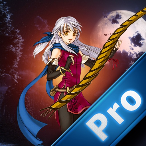 Cool Girl High Rope PRO - Extreme Rope Game icon