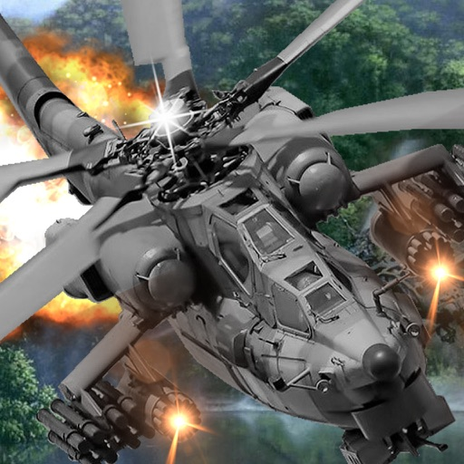 Machine Of War Copter - Best Driving Hostility Helicopter Game