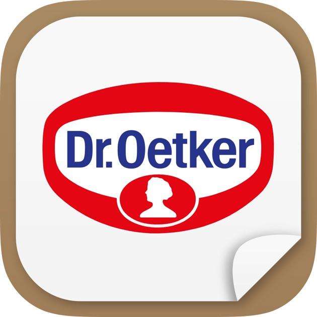 dr oetker rezepthefte im app store. Black Bedroom Furniture Sets. Home Design Ideas