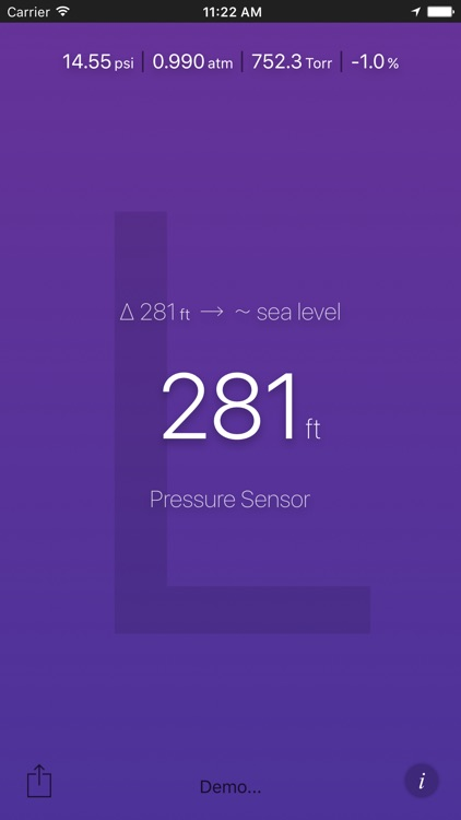 Air Pressure App screenshot-4