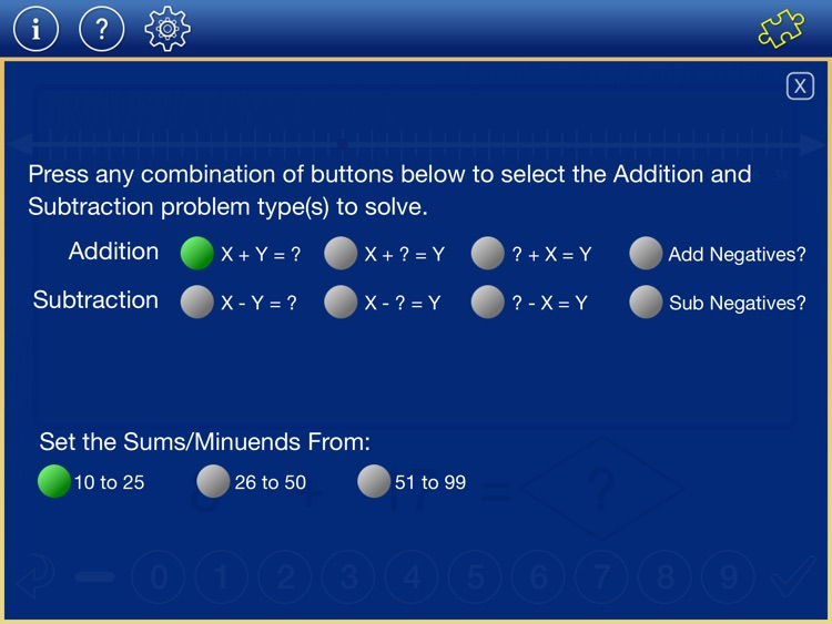 Number Line Math 3-6 screenshot-4