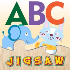 Activities of Alphabet Preschool Learning Educational Puzzles for Toddler - Teachme ABC animals endless fun