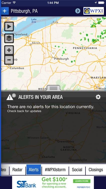 WPXI Severe Weather Team 11 screenshot-3