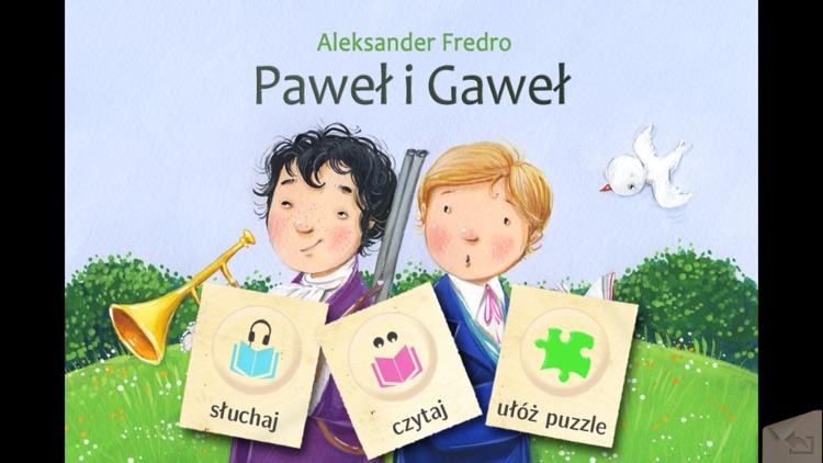 Paweł i Gaweł (Aleksander Fredro)