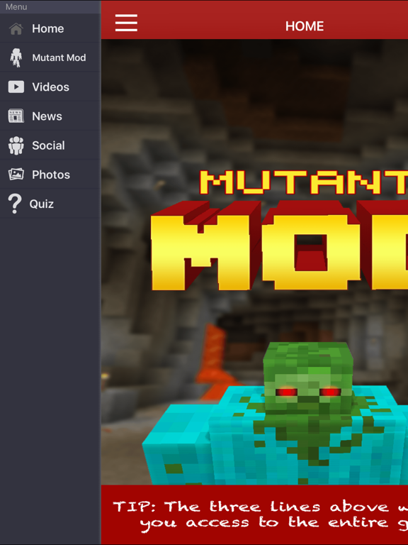 Mutant Creatures Mod For Minecraft PC Edition | App Price Drops