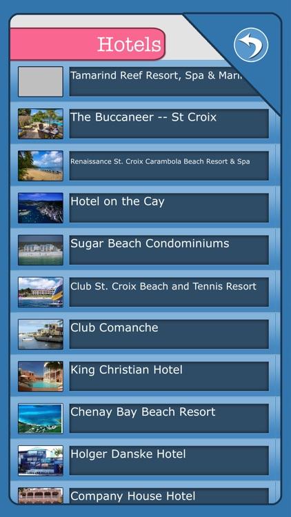 St Croix Island Offline Map Travel Guide screenshot-3