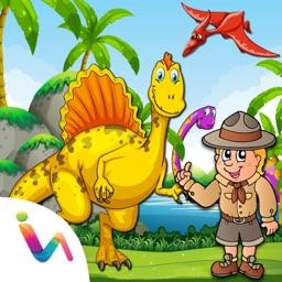 Jurassic Dinosaur World Maker