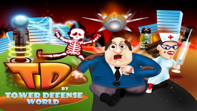 TD 3D by Tower Defense World screenshot-0
