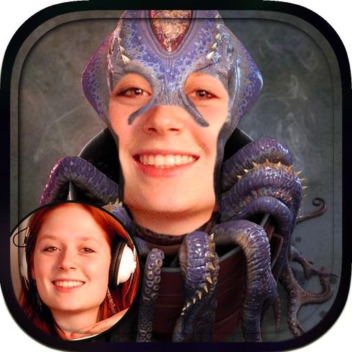 Scary Prank Photo App - Spooky Photos Booth And Horror Face Swap iOS App