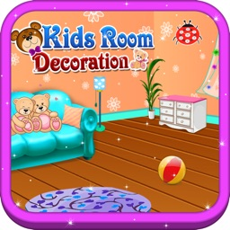 Kids Room Decoration - Game for girls, toddler and kids