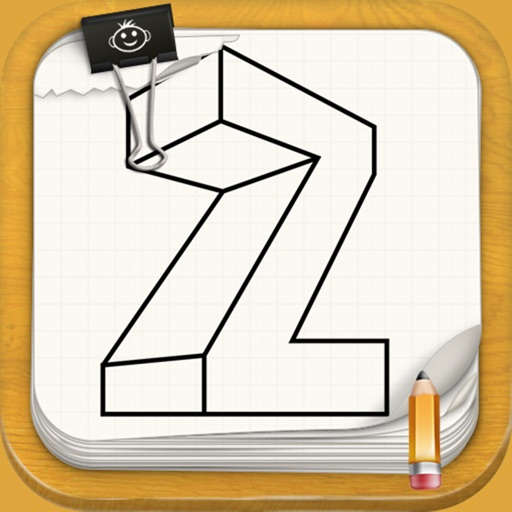 Learn to Draw 3D Letters And Symbols