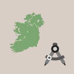 Irish Grid Ref Worker - pro gps map coordinates