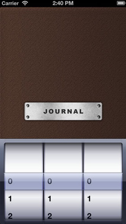 Private Journal