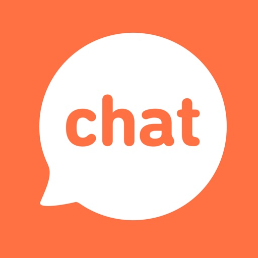 Chatting with international friends -Hit Me Up!- Chat,Meet New people, Foreigners, Stranger Icon