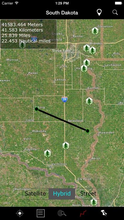 South Dakota State Parks & Recreation Areas screenshot-3