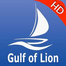 Gulf of Lion GPS Nautical charts pro