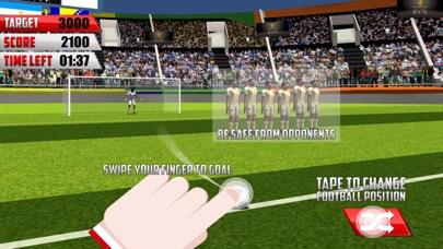 Final Soccer Flick : Free Penalty Kickのスクリーンショット3