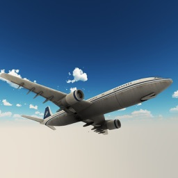 Real Airbus Flight Simulator - 3D Plane Flying Simulator Game