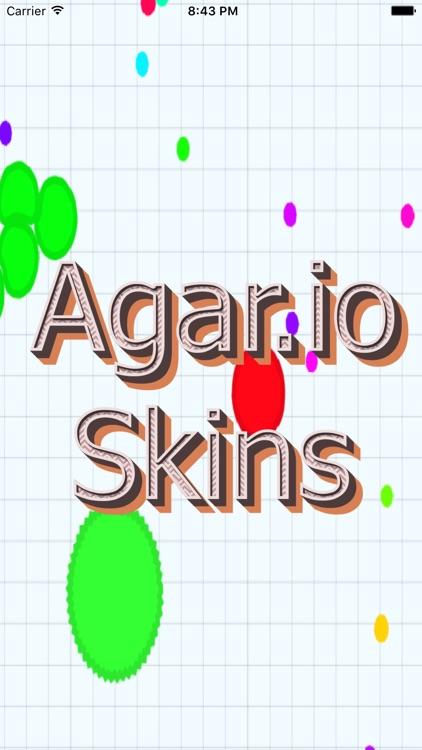 Skins for Agar.io App