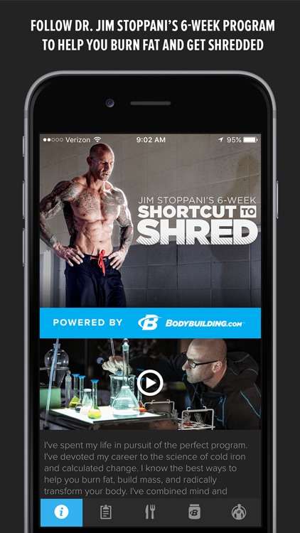 Shortcut to Shred with Jim Stoppani