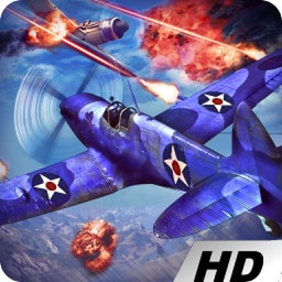 Storm World War II-Fighter Airplane Fighter Battle Games For Free