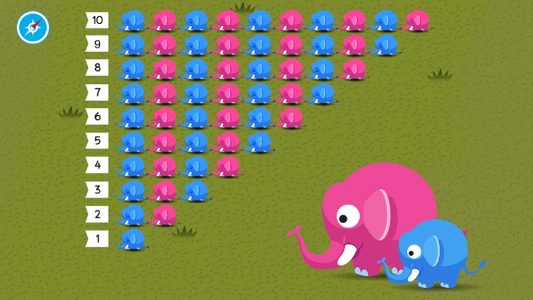 Count to 10: Learn Numbers with Montessori screenshot-4