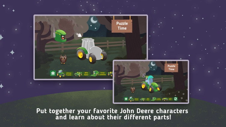 Johnny Tractor and Friends: Goodnight, Johnny Tractor screenshot-4