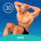 Men's Situp 30 Day Challenge FREE