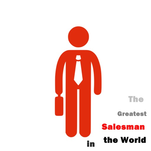 The Greatest Salesman in the World: Practical Guide Cards with Key Insights and Daily Inspiration icon