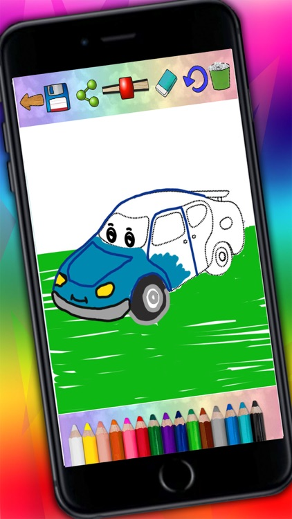 Connect dots & paint drawings coloring book - Pro screenshot-3