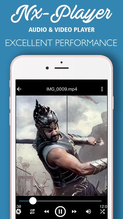 NX Player PRO - Play HD videos