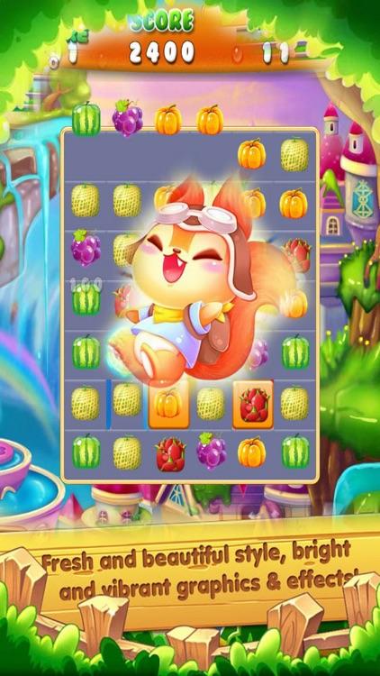 Fruit Switch: Frenzy Heroese