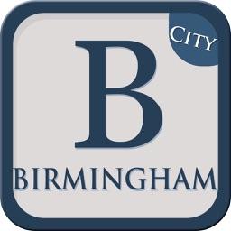 Birmingham Offline City Travel Guide